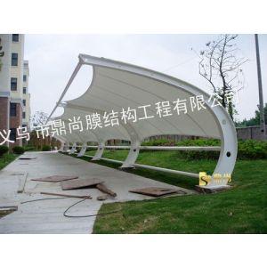 供应厦门旅游区景观棚/福州海边汽车棚——抗12级台风