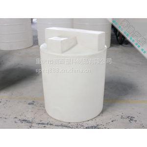供应【厂家直供】环保塑料加药箱 PE计量箱 塑料搅拌桶-质保5年