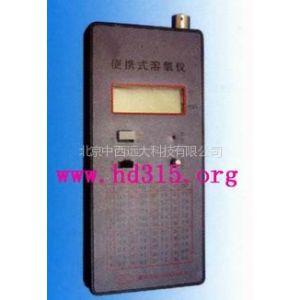 供应便携式溶氧仪 型号:XP63-JYD1A(国产优势) 库号:M7708