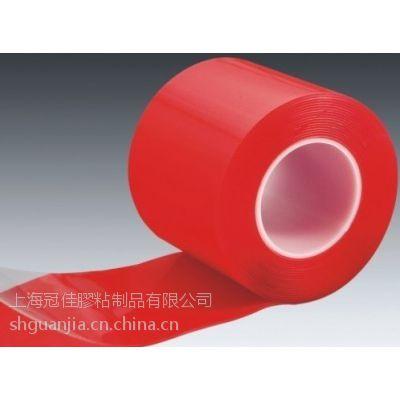 亚克力泡棉双面胶、压克力泡棉、透明泡棉双面胶带、玻璃幕墙、电梯加强筋