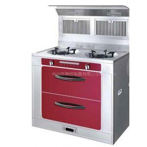 供应美炊集成环保灶整体厨房全新概念