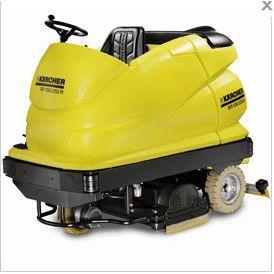 供应厦门驾驶式洗地机、德国凯驰进口驾驶式洗地机报价 永佳祥