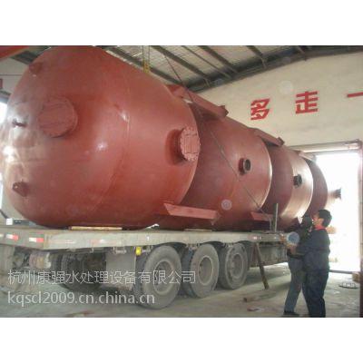 供应厂家直供出水量110吨每小时碳钢过滤器
