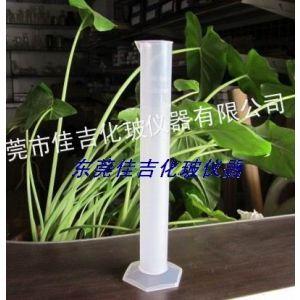 供应塑料量筒100ML 带刻度 耐腐蚀