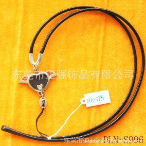厂价供应创意手机挂件 挂脖手机绳  PU绳手机挂饰