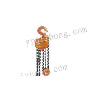 HS-VT型手拉葫芦,沪工牌手拉葫芦,重庆手拉葫芦