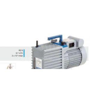 供应VACUUBRAND旋片泵(油泵) 真空泵
