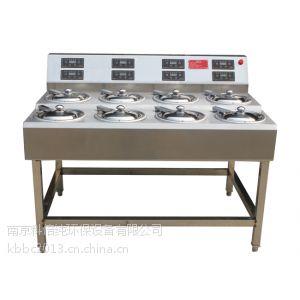 供应机 环保节能煲仔饭机 8头煲仔饭机 多头型 港式煲仔饭 厨房设备