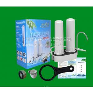 供应家用厨房净水器 厨房净水器生产厂家 尔泉硅藻陶瓷滤芯净水器