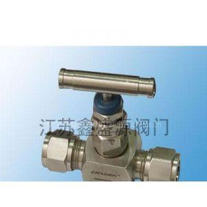 供应仿进口卡套仪表阀 焊接仪表阀