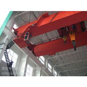 供应青岛起重机维修单梁起重机双梁起重机维修保养改造搬迁