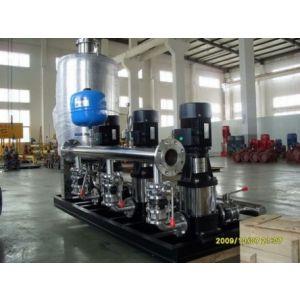 供应WWG型无负压无吸程管网叠压供水设备 二次加压供水设备 罐式无负压设备
