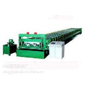 供应钢楼板承重型压瓦机