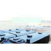 供应地埋式污水处理设备,生活污水处理设备,一体化地埋式
