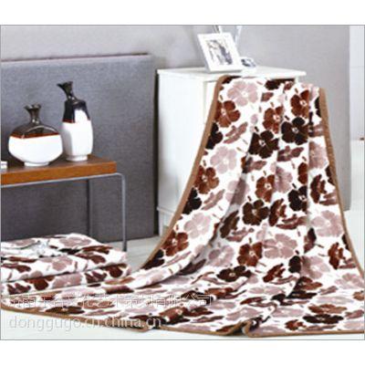 济南格兰风情丝绒毯 法兰绒毛毯价格 冬季毛毯馈赠品批发