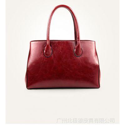 女士提包时尚新款 广州女包厂家 女士手提包 PU女包厂家批发