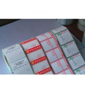 供应热敏不干胶,超市不干胶秤纸40*30,电子秤纸