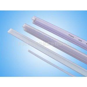 供应数码点阵包装管,灯饰条包装管,光电元件包装管