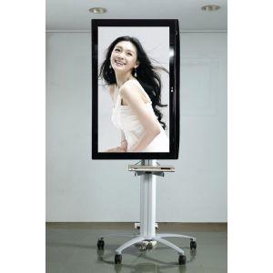 供应显示器横屏变竖屏转换支架,液晶电视显示器通用挂架 移动支架