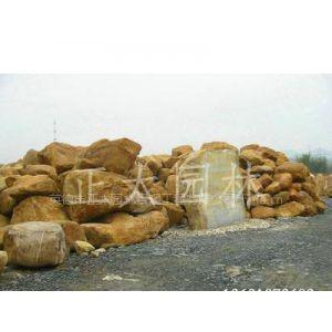 供应广东英德销售园林用石、黄腊石(黄蜡石)黄水石、英石、鹅卵石等
