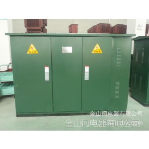 10KV美式变电站、YB27-12箱式变压器