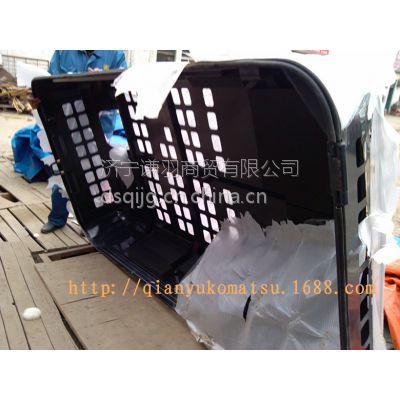 供应小松配件发动机护罩:小松PC650-8引擎盖