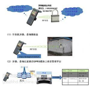 供应厂商供应变电箱电子锁 RFID电力电子锁