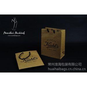 供应科颜氏包装袋、化妆品手提袋、化妆品包装袋、礼品袋、牛皮纸袋、环保包装袋