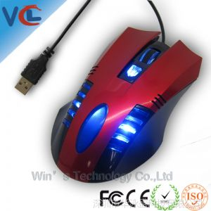 电脑配件厂家 供应全球速卖通热销产品之USB有线游戏光学鼠标