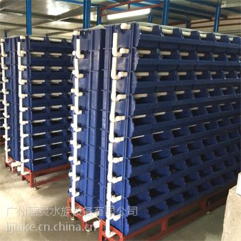 养殖生态盒螃蟹养殖盒软壳蟹养殖盒对虾养殖盒