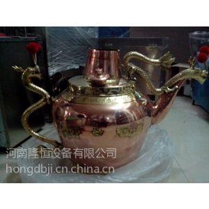 供应纯手工打造加厚龙嘴大铜壶厂家批发哪有卖的