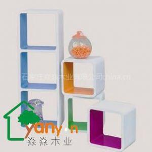 供应 焱焱木业创意格子/小家具 墙面装饰品 批发加盟