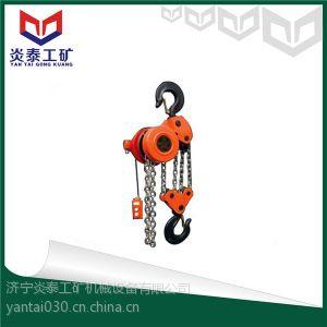 供应DHS型系列电动环链葫芦的特点