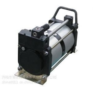 供应空气增压泵 压缩气体增压设备 气体二次增压机