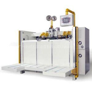 供应纸箱订箱机,自动钉箱机,纸箱打钉机械(单片式)