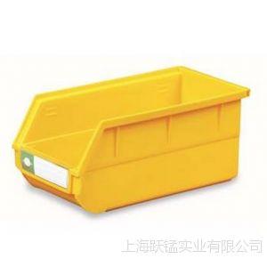 供应加厚塑料背挂式零件盒