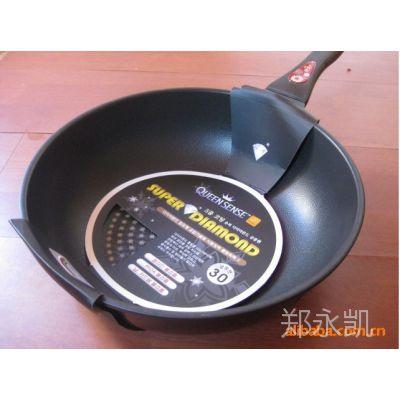 批发韩国进口不粘锅炒锅——原装进口,电磁炉可用