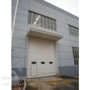 供应供应理想保温电动分节提升门