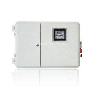 供应三相动力表箱 三相四线插卡电表箱