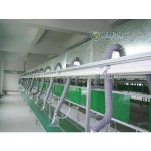 供应深圳电子厂焊接拉排烟工程/排风管道/白铁通风管道