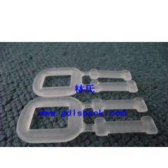 供应透明塑料打包扣//供应乳白塑料打包扣