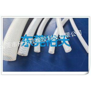 供应双层强化硅胶软管