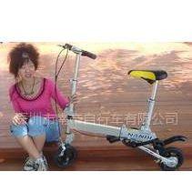 供应铝合金袖珍折叠自行车