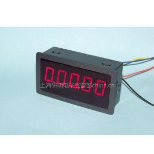 供应可按键设置分频值数显频率表转速表 精度0.05%