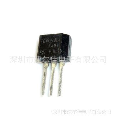 Z0405 三端双向可控硅 4A600V TO-202=0.48