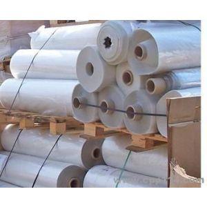 供应单面覆膜防静电PVC胶片 PVC透明片材 耐寒PVC胶片