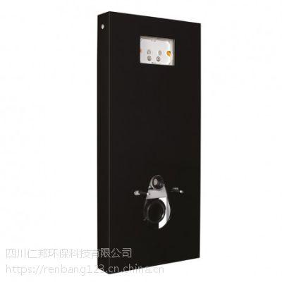 供应深圳欧杰特卫生间马桶隐藏水箱模块QR-BOX 壁挂式