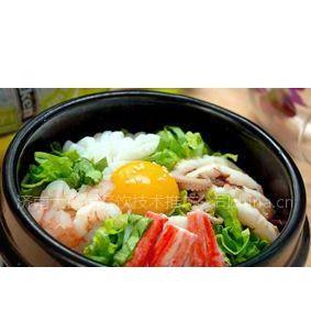 供应精美的韩国拌饭石锅拌饭做法石锅拌饭加盟