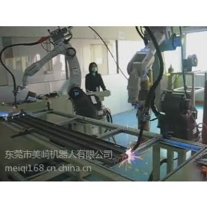供应厂家直销六轴焊接机器人,工业点焊机械手,自动化弧焊机器人东莞