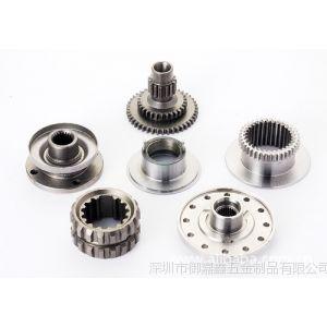 供应齿轮加工 复杂异形齿轮 五金皇冠齿轮 特殊系轮加工 精密齿轮加工